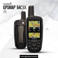 جي پي اس دستي گارمين مدل گارمين 64 سي اس ايکس  Garmin GPSMAP 64CSX
