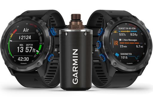 تفاوت ساعت هاي مخصوص غواصي گارمين Mk2 و Mk2i