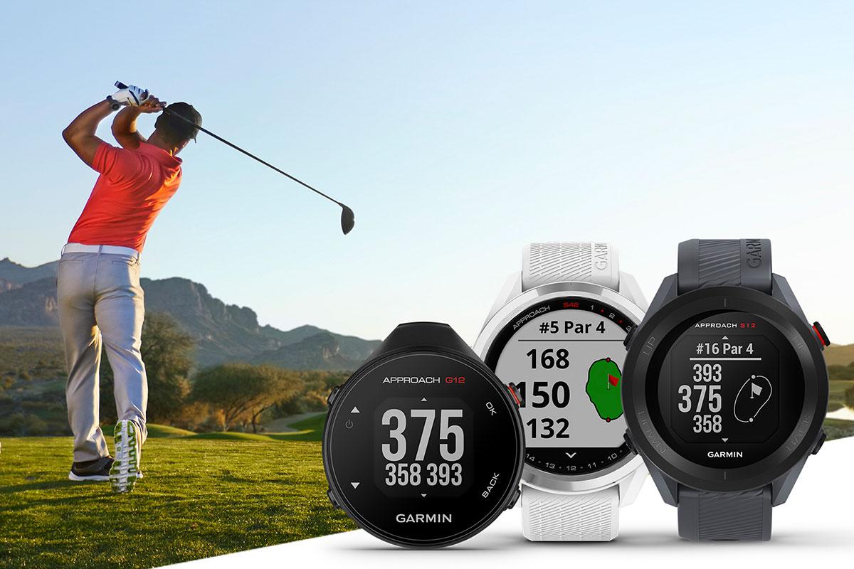معرفي ابزار ورزشي گارمين مخصوص ورزش گلف Garmin Golf Devices