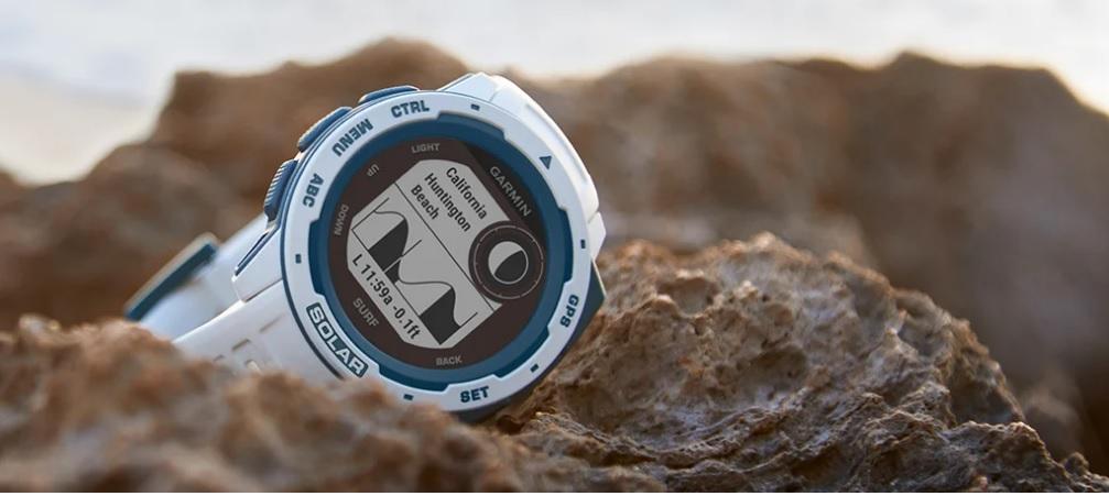 معرفي ساعت گارمين اينستينکت سولار سارف Garmin Instinct Solar Surf
