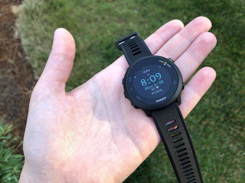 ساعت هوشمند ورزشي گارمين فوررانر 55 گارمينGARMIN Forerunner 55