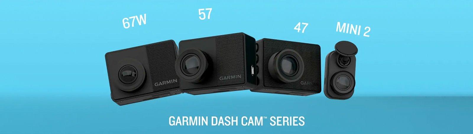 معرفي دوربين هاي مخصوص خودرو گارمين Garmin Dashcam Series