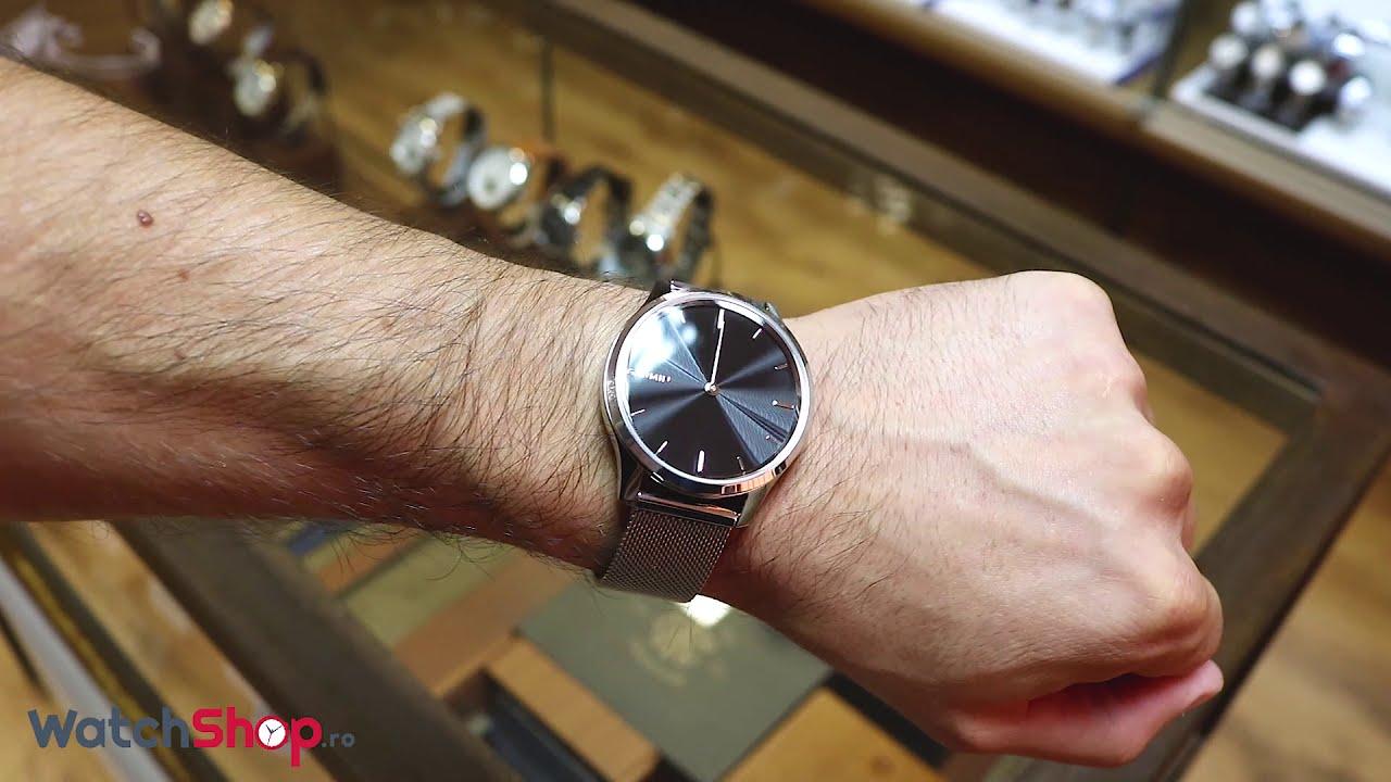ساعت گارمين با روکش نقره خالص Garmin Pure silver watch