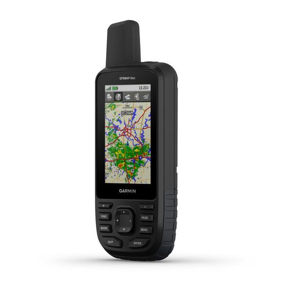 محصول جديد گارمين GPS Map 66s به زودي در اطلس رهنگار آريا