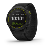 ساعت گارمين انديورو Enduro™  Carbon Gray Titanium Black Nylon Strap